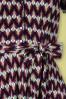 King Louie  31745 Sheeva Dress Namasta Vivid Purple 20191202 006W