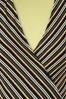 King Louie 31714 Alinedress Wrap Stripes Gelati 20191209 005W