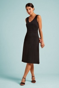 KingLouie 31741 Lucia Milano Dress in Black 20200115 020L