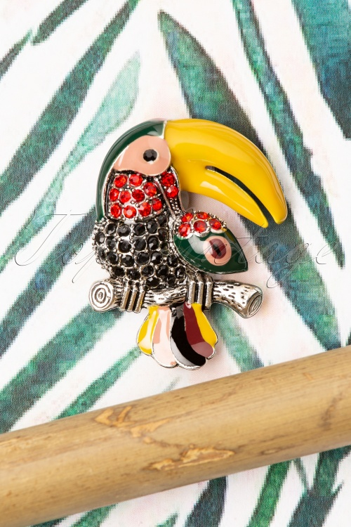 Collectif 31849 Tucan broche200115 006 W