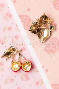 Collectif 31850 Cute Berries Broche200115 013 W