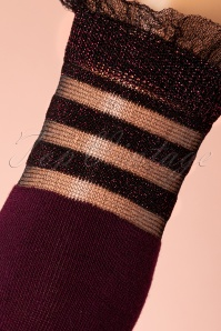 Sneaky Fox 31102 70s Fritz Fig socks 01092020 003W