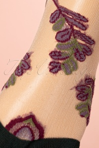 Sneaky Fox 31104 70s Belle socks 01092020 004W