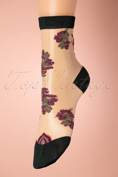 Sneaky Fox 31104 70s Belle socks 01092020 002W