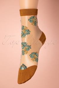 Sneaky Fox 31105 70s  Belle socks 01092020 002W