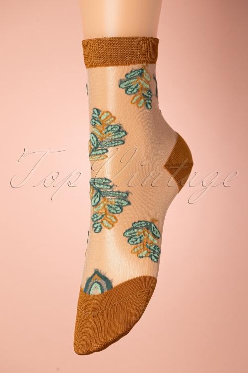 Sneaky Fox 31105 70s  Belle socks 01092020 002W