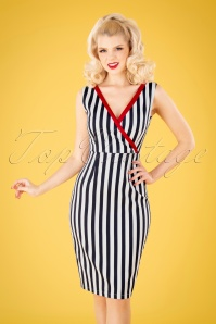 Banned 32816 Land Ahoy Pencil Dress 11072019 040MW