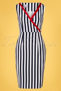 Banned 32816 Land Ahoy Pencil Dress 11072019 001W