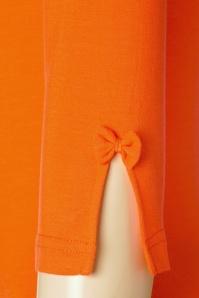 Banned Retro 32456 Orange Modern Love Shirt 200116 009