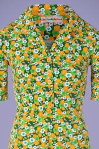 Cissi och Selma 31419 AlineDress Monica Floral 012120 003V