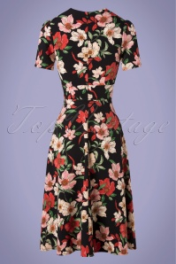 Verry Cherry 31511 Hollywood Circle Dress Portobello Roses20191230 009 W
