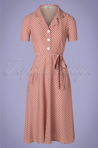Verry Cherry 31523 Revers Dress Rumba200122 004 W