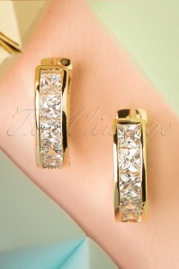 Glamfemme 33552 Gold Earrings 20200122 005 W