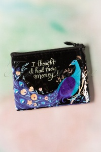 Blue Q  26766 50s I Thought I Had More Money Coin Purse 01212020 002W