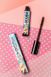 Scuba Water Resistant Mascara in Black
