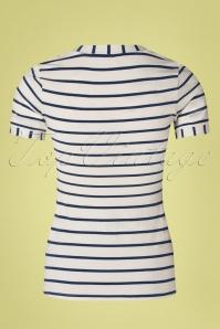 Blutgeschwister 31912 Logo Stripe blue white 27012020 012 W