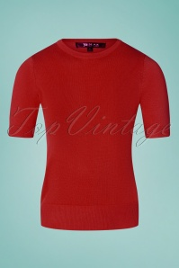 Mak Sweater 33451 Debbie light red 27012020 002W