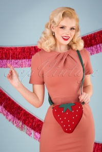Collectif 31818 Juicy Straw Berry Red200114 040M W