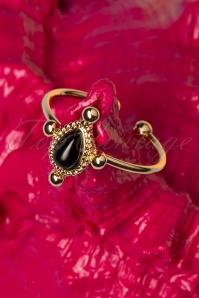Daling Divine 33414 Ring zwart 280120 015 W