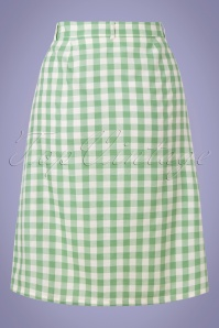 King louie 31696 Caroll Legend Skirt Island Green20191209 008W
