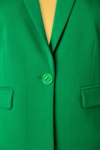 King Louie 31680 Daisy Broadway Blazer in Very Green 20191212 0003W