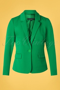 King Louie 31680 Daisy Broadway Blazer in Very Green 20191212 0002W