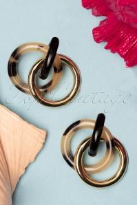 Daling Divine 33409 Oorbellen ringen 280120 012 W