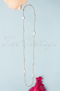 Daling Divine 33411 Collier Lang Pearl 290120 008 W
