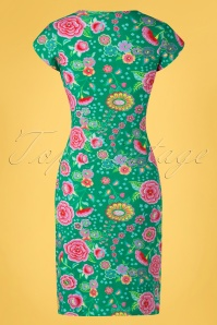 Lien Giel 31423 Alinedress Flowers Green 02032020 008W