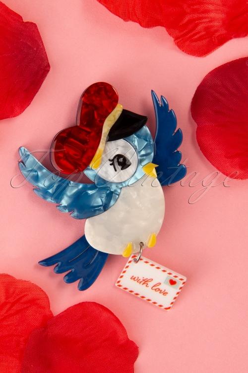 Erstwilder 33606 Special Delivery Bird 030220 012 W