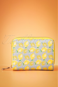 Darling Divine 33397 Purse LEmons Yellow Blue 02052020 011W