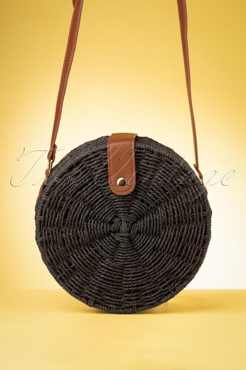 Amici 32025 Handbag Coco Black 02052020 003W