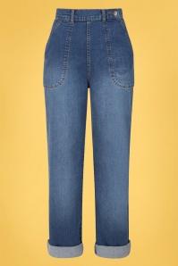 Bunny 32569 Cassidy Denim Jeans Blue 023LW