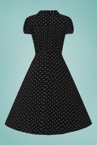 Bunny 32561 Allie Dress Black 020LW