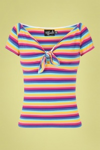 Bunny 32587 Harmony Top Multi 021LW