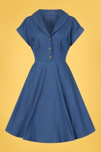 Bunny 32562 Freddie Dress Blue 020LW