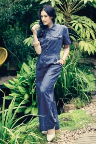 Bunny 32571 Stark Boilersuit Blue 023L