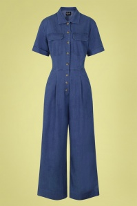 Bunny 32571 Stark Boilersuit Blue 020LW