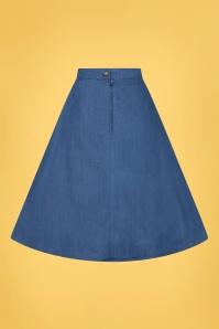 Bunny 32573 Freddie Skirt Blue 021LW