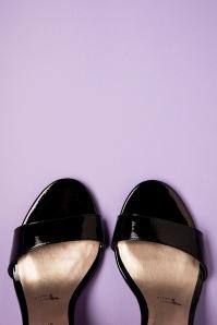 Tamaris 32344 Black Sandel Heels 200204 003 W
