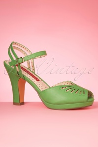 Bait Footwear 33466 Loraine Spearmint Heels Green 200205 015W
