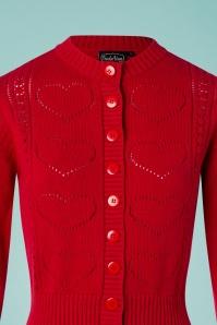 Vixen 32958 50s Regina Knitted Cardigan 11122019 001 V