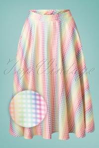 Vixen 32997 Skirt Unreal Rainbow 20 002Z