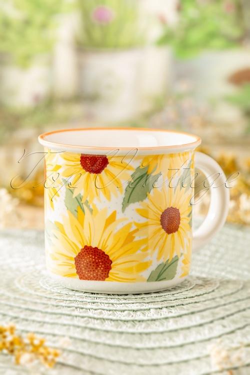 Sass and Belle 33476 Sunflower Mug 02112020 001W
