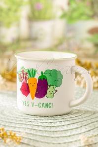 Sass & Belle Yes V Gang Mug