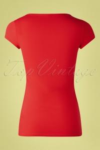 Blutsgeschwister 31918 Tshirt Red Rose 10022020 007W