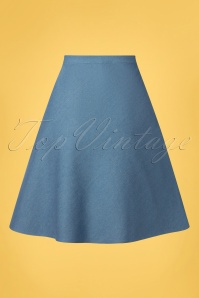 Very cherry 33669 Skirt denim 20 010W