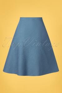 Very cherry 33669 Skirt denim 20 010W