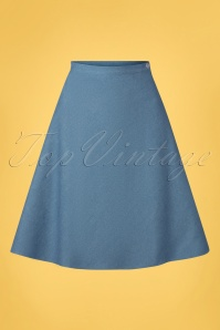 Very cherry 33669 Skirt denim 20 006W