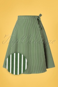 Banned 33104 Stripe And Ripe Wrap Skirt 11072019 002Z